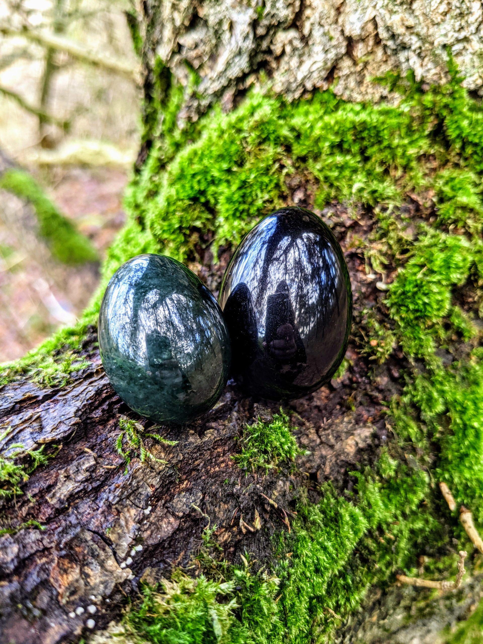 Yoni Eggs rock