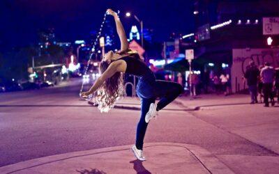 Tanzparty bzw. Tanz als Praxis